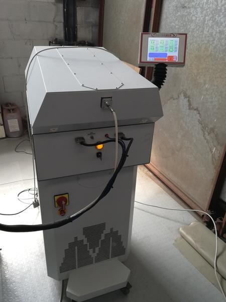 Immagine n. 7 - 1#4658 Impianto a ponte motorizzato per saldatura laser