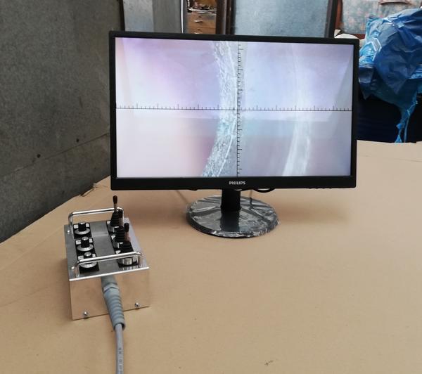 Immagine n. 12 - 1#4658 Impianto a ponte motorizzato per saldatura laser