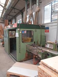 Weinig moulder 7 trees - Lot 2 (Auction 4659)
