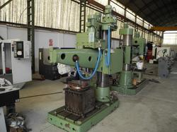 Mexim radial drill - Lot 22 (Auction 4665)