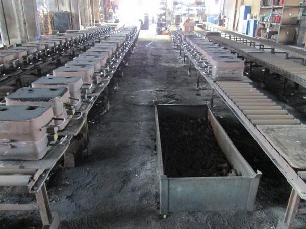 Immagine n. 37 - 1#4666 Cessione di azienda dedita all'attività di fonderia di ghisa e metalli