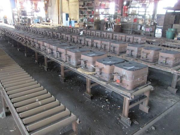 Immagine n. 38 - 1#4666 Cessione di azienda dedita all'attività di fonderia di ghisa e metalli