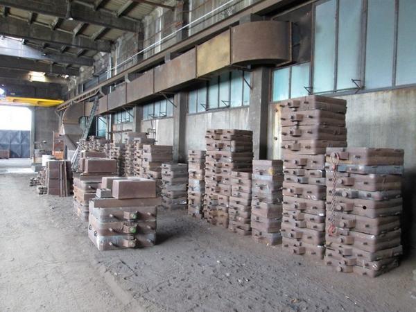 Immagine n. 44 - 1#4666 Cessione di azienda dedita all'attività di fonderia di ghisa e metalli