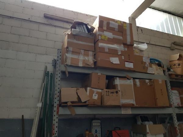 1#4668 Materiale ed attrezzature da cantiere