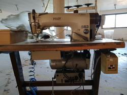 Pfaff and Durkopp sewing machines - Lote 1 (Subasta 4672)