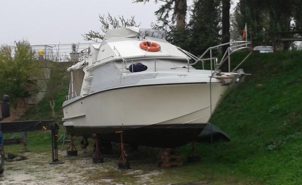 Immagine n. 2 - 1#4674 Barca a motore Coronet Deepsea 32