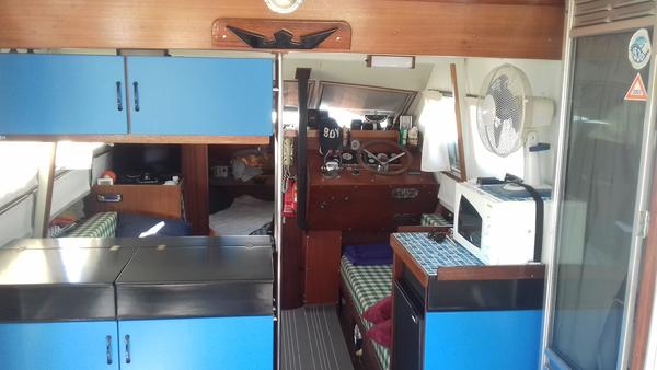 Immagine n. 3 - 1#4674 Barca a motore Coronet Deepsea 32