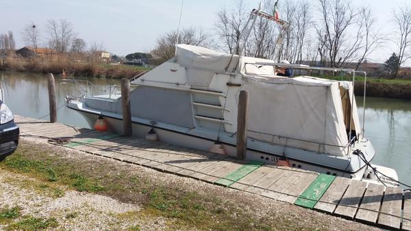 Immagine n. 9 - 1#4674 Barca a motore Coronet Deepsea 32