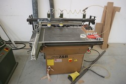 Zangheri   Bonetti drilling machine - Lot 13 (Auction 4675)