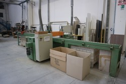 Mac Mazza cutting machine - Lote 15 (Subasta 4675)