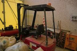 Linde forklift - Lot 23 (Auction 4675)
