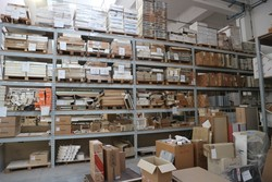 Semi finished products warehouse - Lot 28 (Auction 4675)