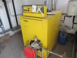 Fire extinguishing and light factory heating system - Lote 20 (Subasta 4676)