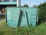 Immagine 2 - Cassone in ferro porta sfridi e cassone porta scarti - Lotto 22 (Asta 4676)