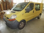 Autocarro Renault Traffic DCI - Lotto 24 (Asta 4676)