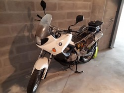 Bmw F650 motorcycle - Auction 4677