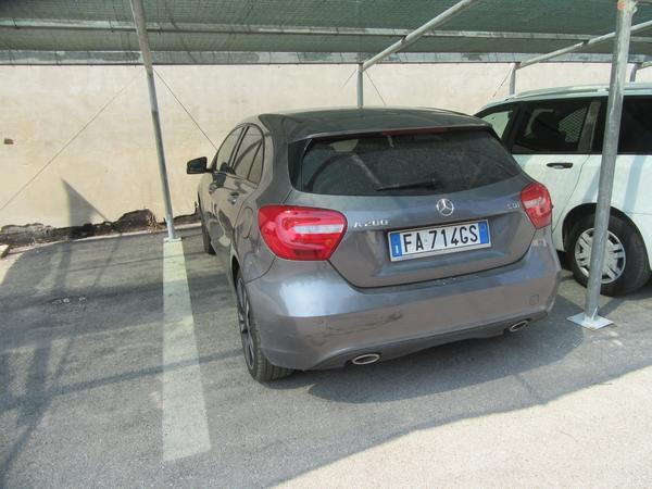 Immagine n. 3 - 1#4682 Autovettura Mercedes Benz Classe A