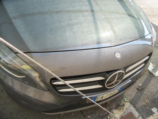 Immagine n. 8 - 1#4682 Autovettura Mercedes Benz Classe A