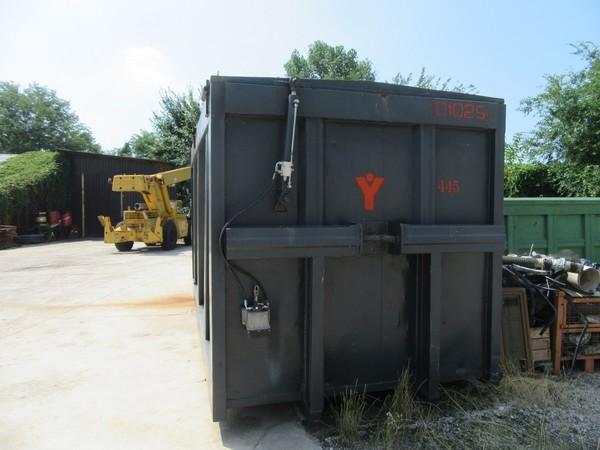 134#46820 Container chiuso