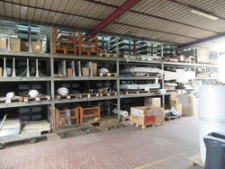 Warehouse and shelving - Lot 199 (Auction 46820)