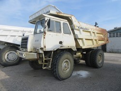 Dumper Perlini 255 - Lotto 215 (Asta 46820)
