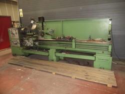 Merli Macchine parallel lathe and workshop equipment - Lot 1 (Auction 4683)