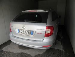 Skoda Superb car - Lote 3 (Subasta 4683)