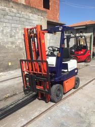 Toyota 3FB15 forklift - Lot 11 (Auction 4692)