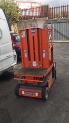 JLG Toucan Duo lift - Lot 22 (Auction 4692)