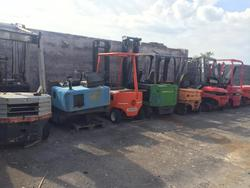 Forklifts not working - Lot 4 (Auction 4692)