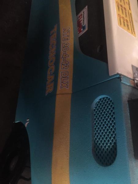 Immagine n. 4 - 6#4692 Carrello elevatore Tecnocar 4 ruote