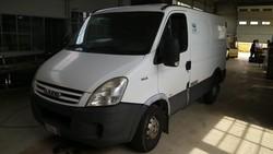 Fiat Iveco Daily van - Lote 3 (Subasta 4695)