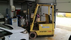 Muletto Hyster  - Lotto 7 (Asta 4695)