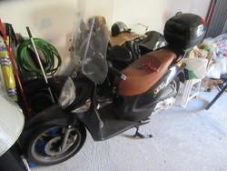 Motociclo Malaguti