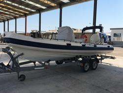 Jocker Boat 650 Inflatable Boat - Lot  (Auction 4699)