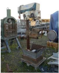 Serramec Tco 35 Radial Drill  - Lot 11 (Auction 4707)