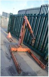 Hydraulic lift - Lot 13 (Auction 4707)