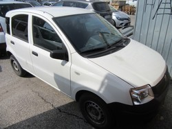 Autocarro Fiat Panda