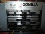 Immagine 2 - Trasformatore trifase Gonella - Lotto 5 (Asta 4708)