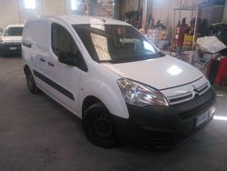 Citroen Berlingo 1 6 Bluehdi  - Lot 1 (Auction 4715)