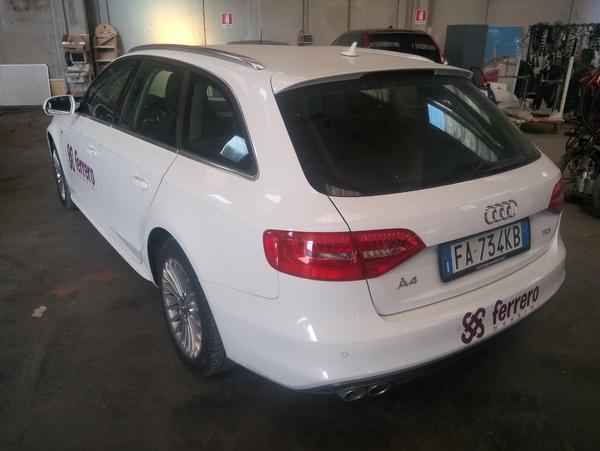 4#4715 Audi A4 AVANT 2.0 TDI 150