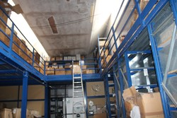 Metal mezzanines - Lot 3 (Auction 4716)
