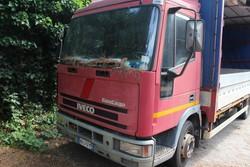 Fiat Iveco Eurocargo vehicle - Lote 9 (Subasta 4716)