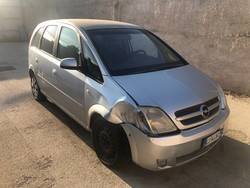 Opel Meriva truck - Lot 4 (Auction 4719)