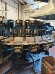 Eurocomat 24 station rotary machine - Lot 1 (Auction 4722)