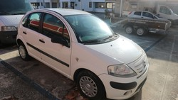 Citroen C3 truck - Lot 2 (Auction 4727)