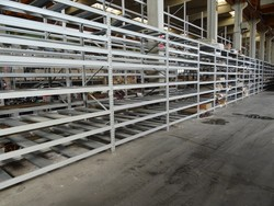 Metal heavy shelving - Lot 1 (Auction 4730)
