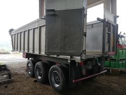 Acerbi trailer - Lot 11 (Auction 4733)