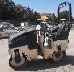 Bomag BW 80 AD 5 Tandem roller  - Lote 4 (Subasta 4733)