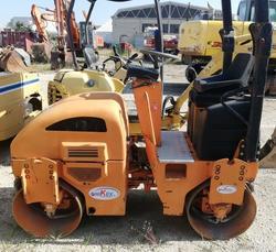 Sicom 14 tandem roller - Lote 6 (Subasta 4733)